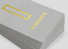 beautiful business card #gold gray