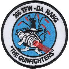 US Air Force Tactical Fighter Wing Patch The Gun Fighters Da Nang Vietnam Vietnam Veterans, Vietnam War, Danang Vietnam, Modern History, Women's History, Ancient History, Space Patch, Air Force Patches, Military Flights