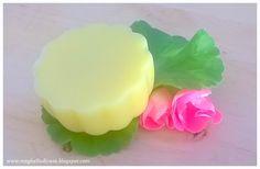 Maghella di casa                 : Crema solida fai da te, con soli due ingredienti