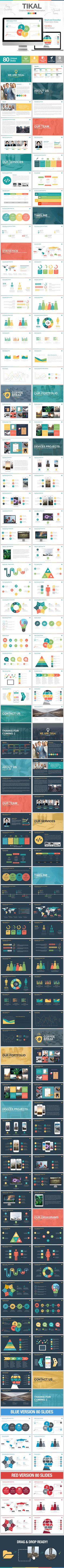 Tikal Keynote Presentation Template | #keynote #keynotetemplate | Download: http://graphicriver.net/item/tikal-keynote-presentation-template/9436797?ref=ksioks