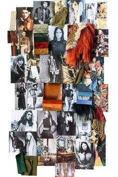 My Moodboard: Frida Giannini for Gucci spring/summer 15   Harper's Bazaar
