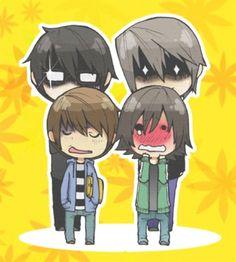 Beware of Takano Masamune and Usami Akihiko!  (Nakamura Shungiku)