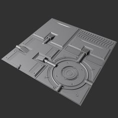 Blog De Blog Blog: sci fi floor tile highs