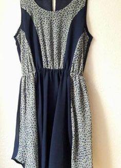 Hübsches, blaues Kleid mit Blumenmuster von Fräulein Stachelbeere #Kleiderkreisel http://www.kleiderkreisel.de/damenmode/kurze-kleider/138188776-hubsches-blaues-kleid-mit-blumenmuster