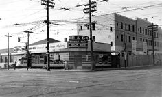 Queen, King, and Roncesvalles, Toronto, 1939