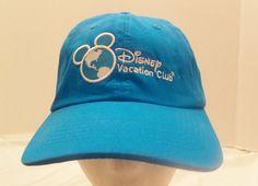Disney Vacation Club Member Hat Adjustable Cap #Disney