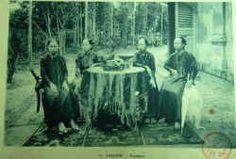 L'Indochine Coloniale - Saigon Cochinchine par Dieulefils