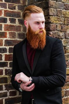 Gwilym Pugh - the king of the gingers