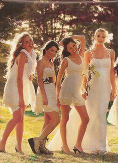 Pamela Urday uploaded this image to 'Casi Angeles'. See the album on Photobucket. Emilia Attias, Angel Show, Mandalay, Bridesmaid Dresses, Wedding Dresses, Series Movies, Movie Tv, Teen, Hollywood