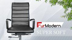 เก้าอี้สำนักงาน Super Soft รุ่นหนัง PU เป็นเก้าอี้ที่ออกแบบมาเพื่อตอบสนองความต้องการของคนรุ่นใหม่อย่างแท้จริง ทั้งทางด้านรูปร่างภายนอกที่ดูทันสมัย รองรับสรีระทางร่างกายทำให้นั่งสบาย วัสดุโครงสร้างที่นำมาผลิตก็เลือกคัดสรรอย่างดี มีความแข็งแรงทนทาน ผลิตและออกแบบด้วยความใส่ใจในรายละเอียด และเพื่อให้สอดคล้องกับการใช้งานที่สมบูรณ์แบบ ลงตัวกับทุกออฟฟิศ ทุกสำนักงาน