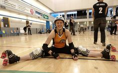 Roller Derby Fitness 30 Day Challenge. Perfect for my year of practice and getting in shape!