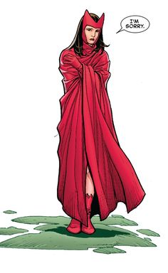 Scarlet Witch from Avengers vs X-Men #0 by Frank Cho