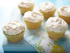 Vegan Vanilla Cupcakes Recipe | Food Network Kitchen | Food Network