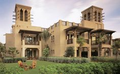 Emirati / Arabic Modern Contemporary Architecture / Villa
