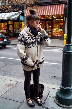 Street Stories: lydia on 13th street