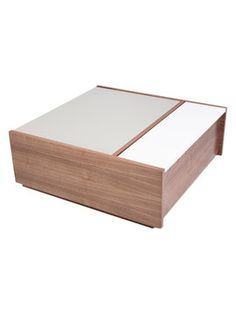 Dann Coffee Table from Go Modern: Designs with Edge on Gilt