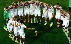 Alemania rompió el maleficio