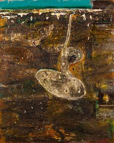 John Walker, Tidal Pool Oil on Canvas, x John Walker, Walker Art, Small Paintings, Large Painting, Abstract Landscape, Abstract Art, School Of Visual Arts, Out To Sea, Venice Biennale