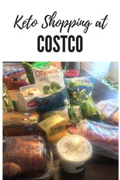 Costco Keto Shopping List Keto Shopping List Keto Keto For