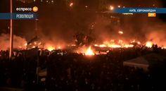 Follow the Escalation of Ukraine's #Euromaidan Protests Live