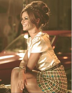 Cheryl Cole from Girls Aloud 'The Promise' video