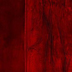 Claudia Wenzler - Jahresgabe Rot, 2004, sieben mal 25 x 25 cm, Mischtechnik auf Leinwand, gerahmt - Jahresgabe 2004 des Kunstverein Trier Junge Kunst an seine Unterstützer