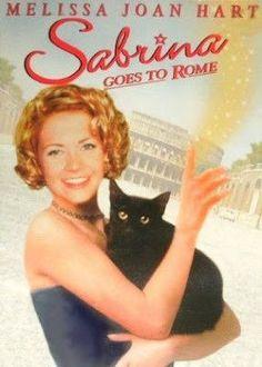 Sabrina Goes to Rome movie dvd