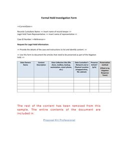 Record label business plan documents
