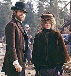McCabe & Mrs. Miller (Warren Beatty and Julie Christie), 1971
