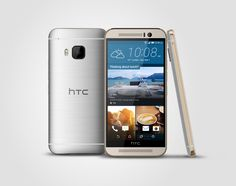 HTC officially unveils the HTC One M9 - http://tchnt.uk/17IOCR5