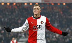 John Guidetti of Sweden, 20 Years Old, A Goal-Scoring Machine on the Making