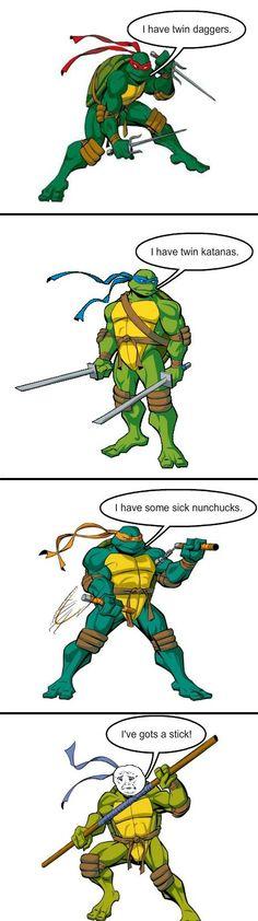 Teenage Mutant Ninja Turtles - www.funny-pictures-blog.com