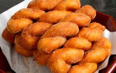 Kkwabaegi (twisted Korean dougnhuts: 꽈배기) // 3 cups all purpose flour for doughnuts, plus 2 tablespoons for dusting, 2 tablespoons butter, 1 packet of dry yeast (about 2¼ teaspoons: 7 grams), 2 tablespoons plus 3 tablespoons white sugar, 1 cup milk, 1 egg, ½ teaspoon salt, 1/2 teaspoon cinnamon powder