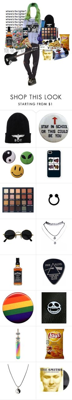 """Re Hash~Gorillaz"" by headbangingunicorn ❤ liked on Polyvore featuring Christian Benner, BOY London, Samsung, Laura Lee, Wet Seal, Forum, CO, Floyd, ASOS and Urban Outfitters"