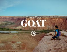 Our Greatest of All Time experiences happen outside, and we're guessing that yours do too. They happen on mountain trails and in backcountry trout streams, on snowy peaks and beside bonfires on the beach. These #GOATworthy experiences are what we are chasing, and our goal is to help you chase them too. What GOAT are you chasing?
