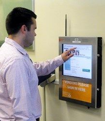 Advanced Kiosks is Health Care's First Line of Defense