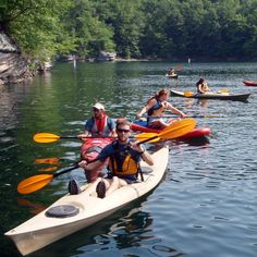Mountain Lake Kayak Tour - Half Day - ACE Adventure Resort