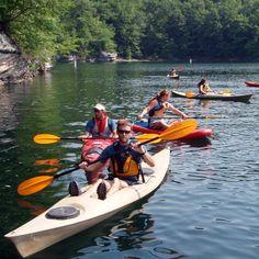 Mountain Lake Kayak Tour - Half Day - ACE Adventure Resort