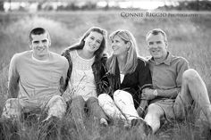 with the family. #seniorportrait #photography