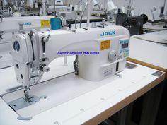 Jack JK-Shirley IIE Automatic Single Needle Lockstitch Sewing Machine