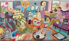 Grayson Perry's The Annunciation of the Virgin Deal