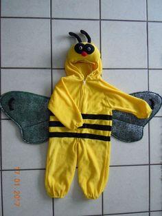 15aaf9dff19 Süsses Bienenkostüm   Biene   Plüschkostüm Neu Gr. 98-10 in Kleidung    Accessoires