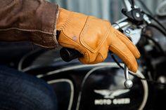 Lee Parks Design DeerTours - Motorcycle Gloves