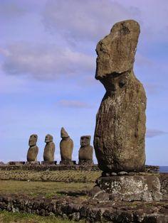 Otra mirada de lugares ancestrales: Ahu Tahai