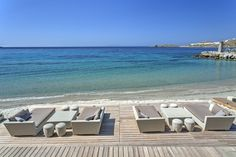 Welcome to your private paradise. @Santa Marina's Private Beach.