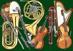 Beth's Music Notes: Idea on how to teach the instruments of the orchestra (as well as world instruments) K-5.  She has examples of worksheets, videos, assessments, etc.  Great stuff!