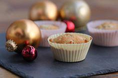Auf der Suche nach einem Weihnachtsdessert? Wie wäre es mit winterlichen Bratapfel-Cupcakes. Super schnell und einfach zuzubereiten.