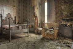 inside abandoned places - Google Search
