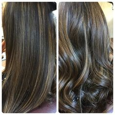 Top 100 asian hairstyles photos Straight vs wave. #olaplex#asianhairstyles#asianhair#longhair#longhairstyles#hairstyles#haircolor#hairporn#hairbesties#haircolorist#haircoloristsby#btcpics#btcapproved#behindthechair_com#behindthechair#americansalon#modernsalon#brunette#brunettetoblonde#brunettehair#sunkissedhair#sunkissed#babylights#lowlights#highlights#hairpainting#balayage#colormelt