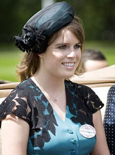 HRH Princess Eugenie, Royal Ascot - 19/06/12